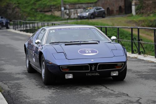 Maserati Bora (1972 - 1978).