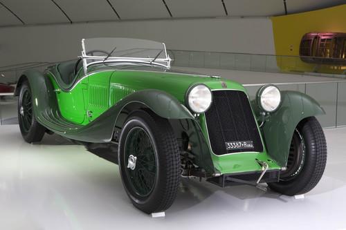 Maserati Tipo V4 Sport Zagato (1929 - 1932).