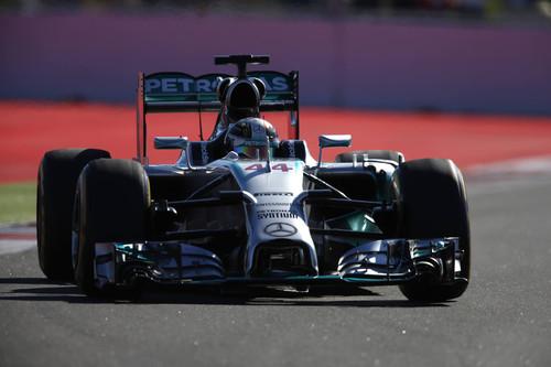 120 Jahre Mercedes und Motorsport: Formel 1 von 2014.