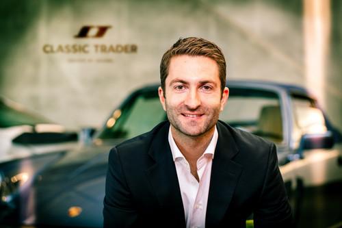 Classic-Trader-Geschäftsführer Torsten Claus.