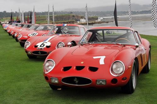 Bei Classic Trader für 55 Millionen Euro inseriert: Ferrari 250 GTO.