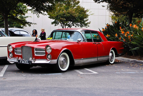 Facel Vega Excellence EX 1 (1958).