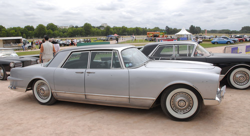 Facel Vega Excellence EX 2 (1959).