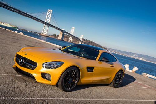 Mercedes-AMG GT S.