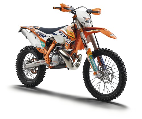 KTM 300 EXC Factory Edition.