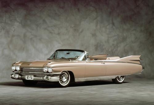 Cadillac Eldorado (1959).