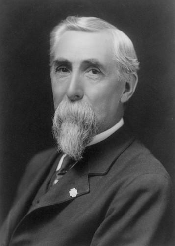 Cadillac-Gründer Henry Martyn Leland.