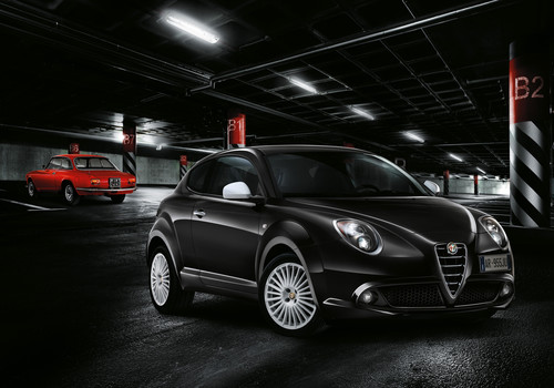 Alfa Romeo Mito Junior.