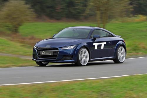 Audi TT 2.0 TFSI von B & B.