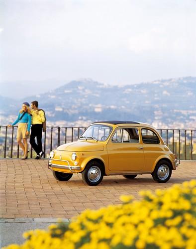 Die Tops und die Flops des Automobilgeschäfts: Fiat 500 von 1968.