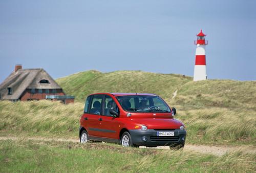 Die Tops und die Flops des Automobilgeschäfts. Fiat Multipla.