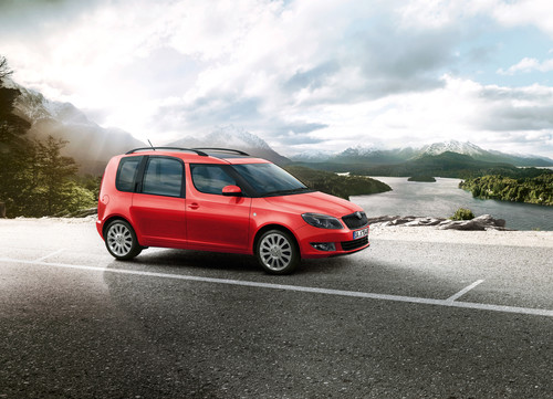 Skoda Roomster Best of.