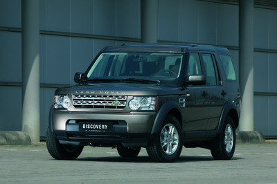 Land Rover Discovery Family 2.7 TDV6.