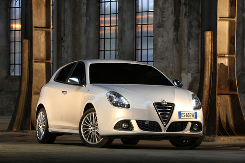Alfa Romeo Giulietta Business.