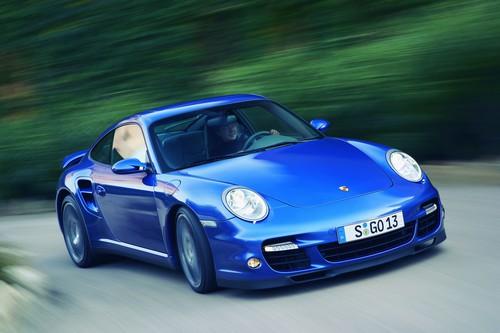 Porsche 911 Turbo (2010).