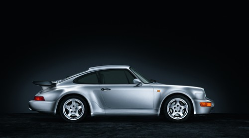 Porsche 911 Turbo (1990).
