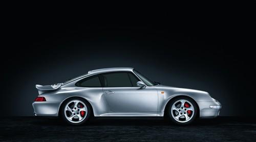 Porsche 911 Turbo (1997).