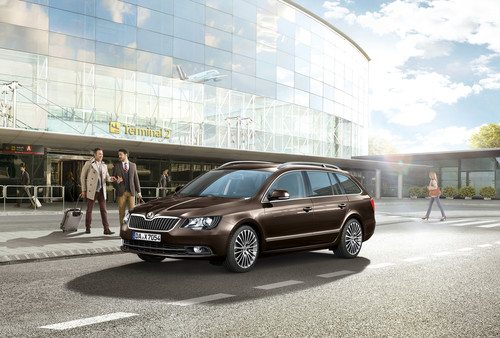 Skoda Superb Combi Best of.