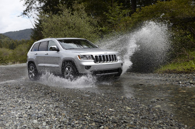 Der Jeep Grand Cherokee 2011.