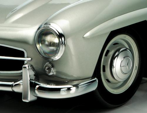 Eaglemoss Mercedes 300 SL (Maßstab 1:8).