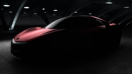 Acura NSX.