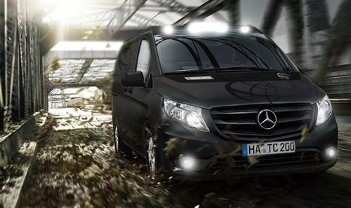 Terracamper Tecamp auf Mercedes-Benz Viano.