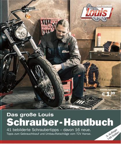"""""""Schrauber-Handbuch"""" von Louis."""