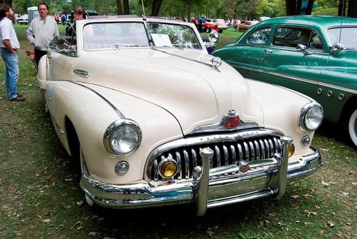 Buick Super Cabrio (1944).