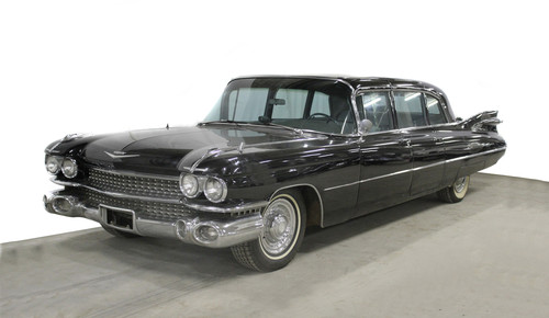 Cadillac Fleetwood Series 75 (1959).