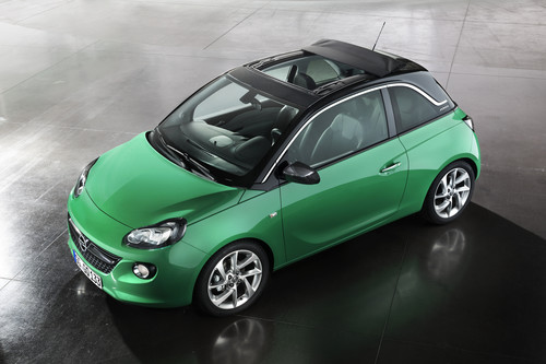 Opel Adam Open Air.