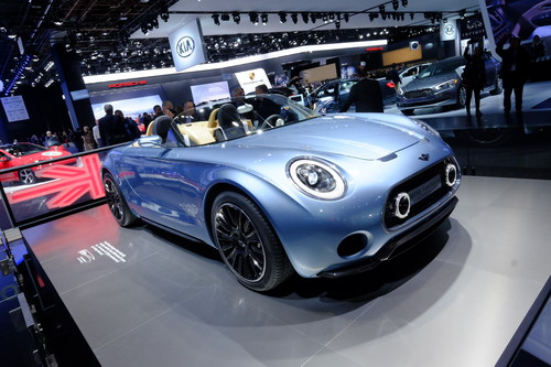 Mini Superleggera Vision.