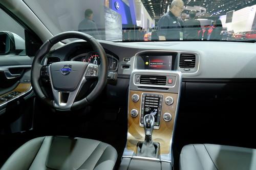 Volvo S60 Langversion.