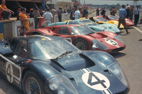 Ford GT, Le Mans 1967.
