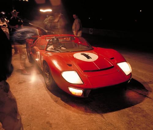 Ford GT Sebring von 1996.