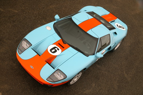 Ford GT´40 von 2006.