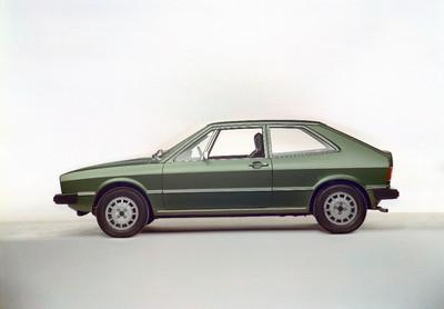 Auch die Form des ersten VW Scirocco stammte von Italdesign.