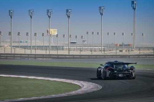McLaren P1 GTR.