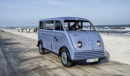 DKW Elektro-Wagen.