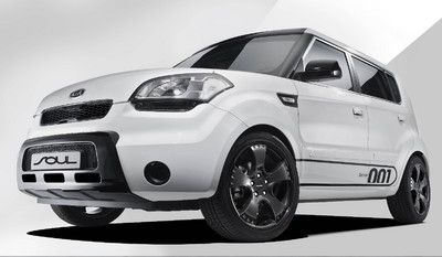 "Kia Soul ""Edition Irmscher 001""."