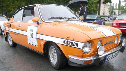 Skoda 110 R (1978).