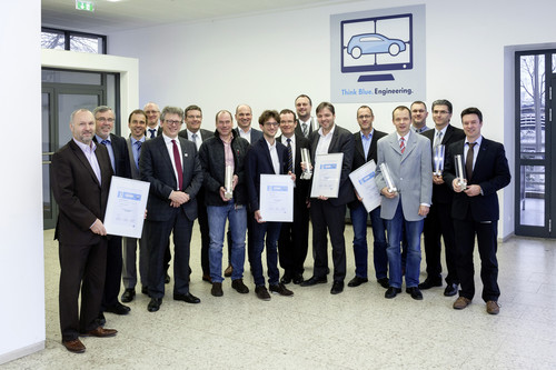 """Think Blue Engineering""-Awards: Preisträger und Jury."