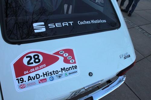 Seat 127 Rallye (1973).