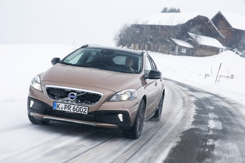 Volvo V40 Cross Country T5 AWD.
