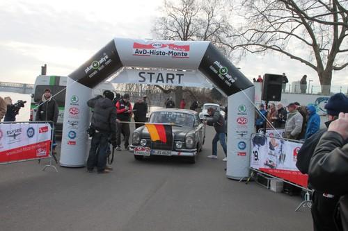 AvD-Histo-Monte: Start in Mainz.