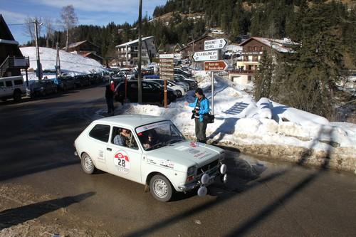 AvD-Histo-Monte 2015; Seat 127 Rallye (1973).