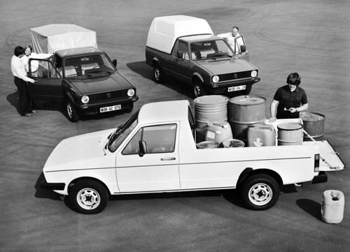 Volkswagen Caddy I.