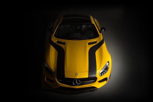 Mercedes-AMG GT S.