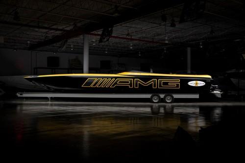 Cigarette Racing 50 Marauder GT S Concept.
