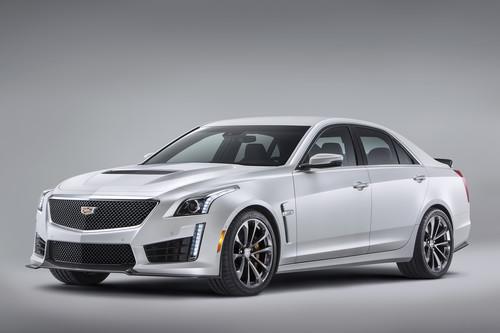 Zum Artikel Genf 2015: Cadillac enthüllt seine Kraftpakete