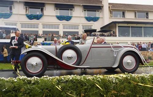 Mercedes-Benz 680 S Saoutchik Torpedo (1928).